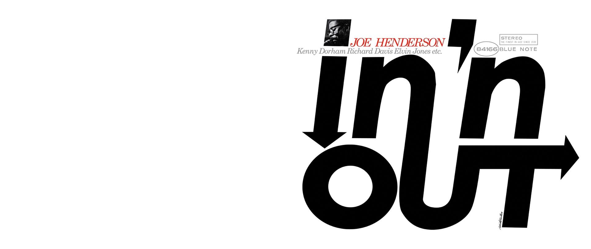 """Kasey Knudsen plays Joe Henderson\'s """"In \'n Out"""""""