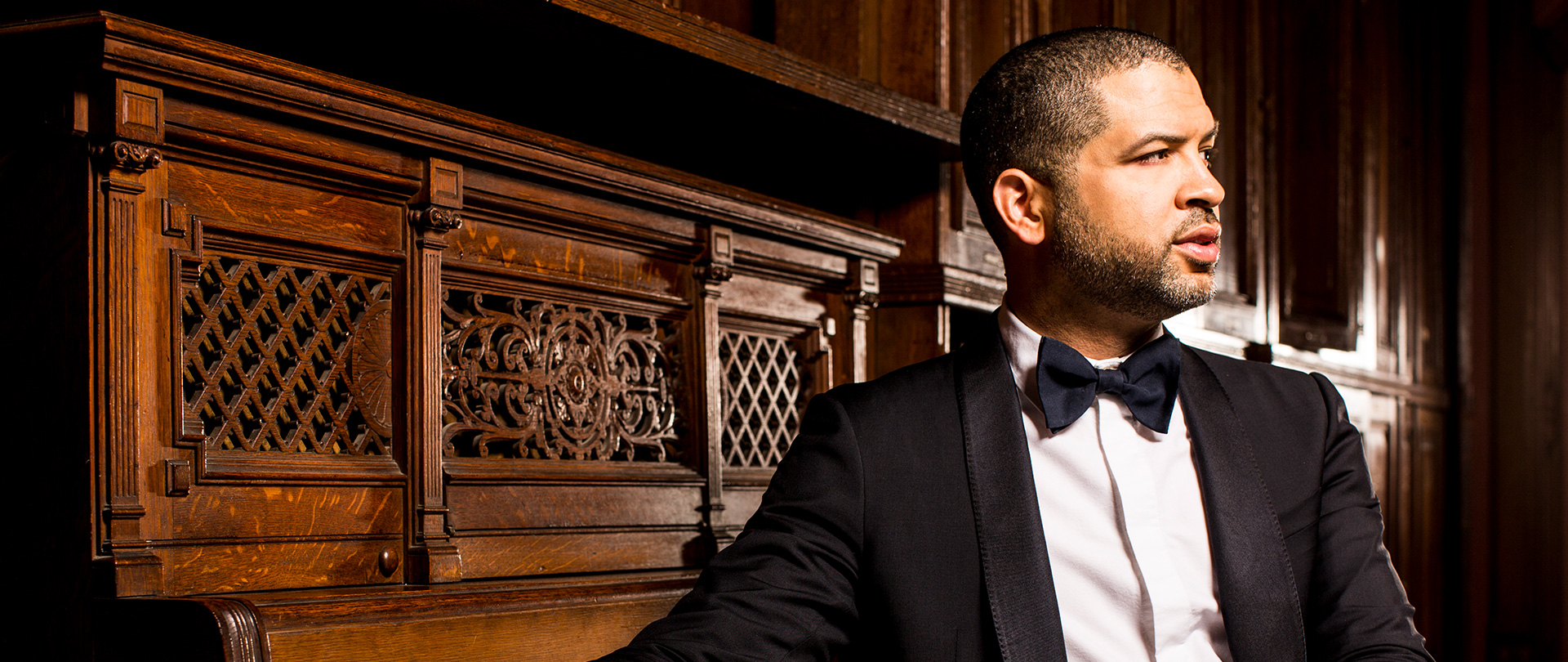 Jason Moran In My Mind: Monk at Town Hall