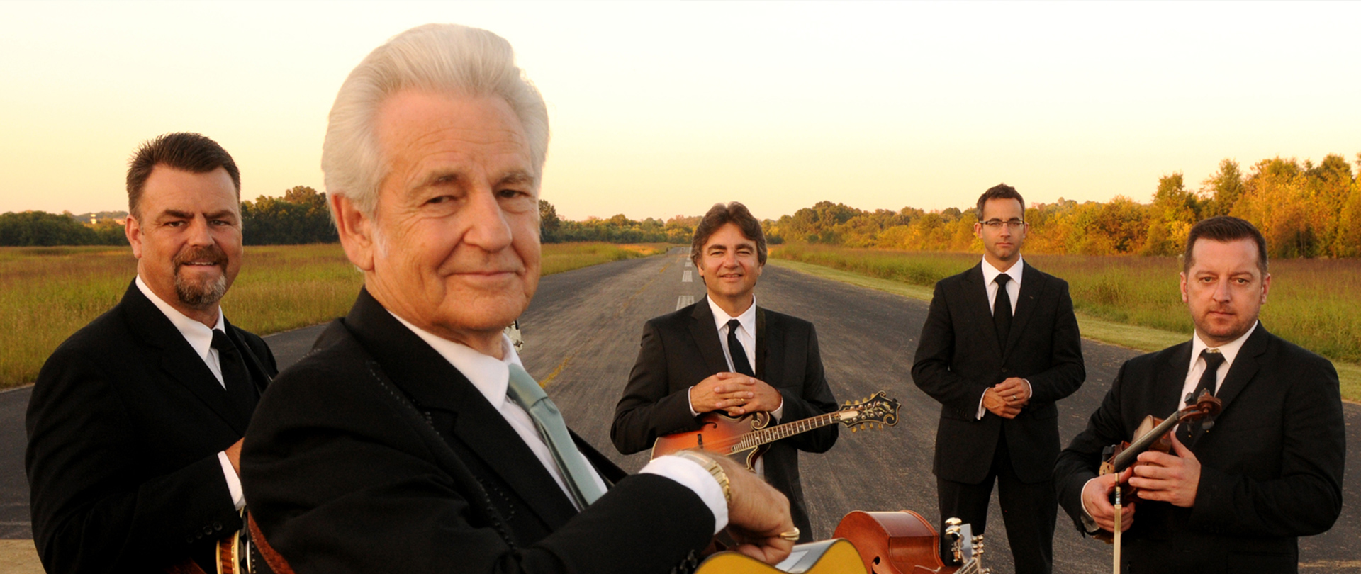 Del McCoury & The Travelin' McCourys