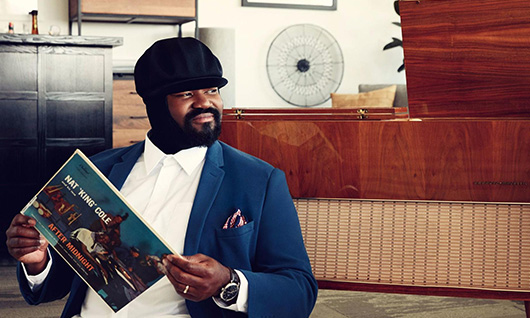 "Gregory Porter Sings Nat ""King"" Cole w/ Orchestra"