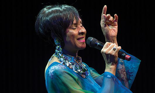 Mary Stallings Meets The SFJAZZ Collective