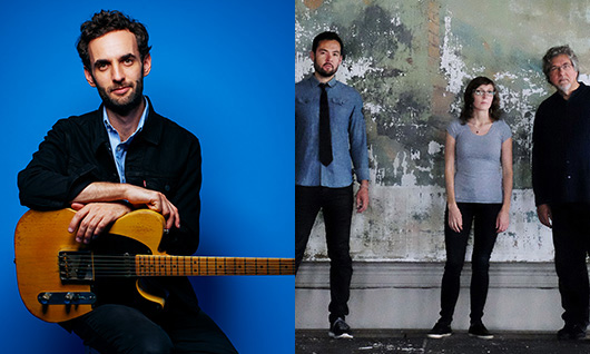 Julian Lage Trio/Thumbscrew