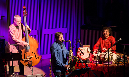 Zakir Hussain, Dave Holland, & Chris Potter