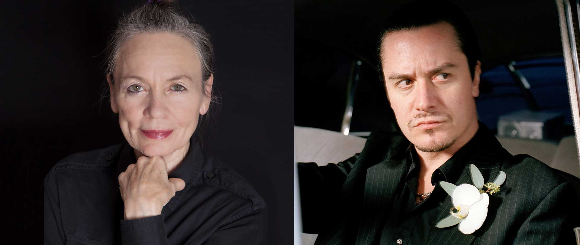 Laurie Anderson & Mike Patton