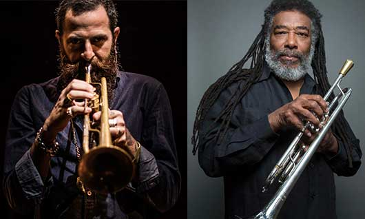 Wadada Leo Smith Quartet & Avishai Cohen Quartet