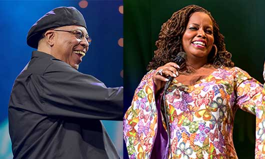 Chucho Valdés w/ Dianne Reeves