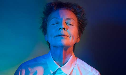 LAURIE ANDERSON: SOLO