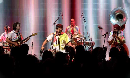 Red Baraat: Festival of Colors