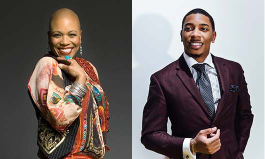 Dee Dee Bridgewater & Christian Sands Trio
