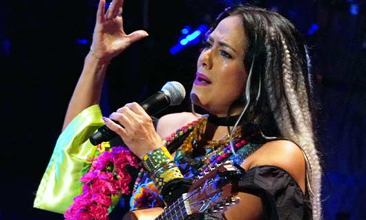 Enjoy Lila Downs's October 2019 concert at SFJAZZ, on-demand through June 30!