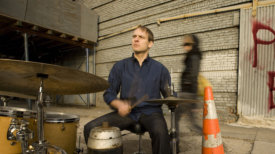 A Portrait of Ari Hoenig