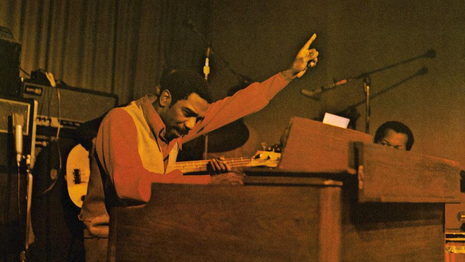 The Sleeping Bear Awakens The Revival Of The Hammond B 3 Organ