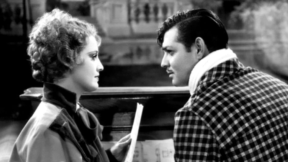 Clark Gable and Jeanette MacDonald in San Francisco (1936)
