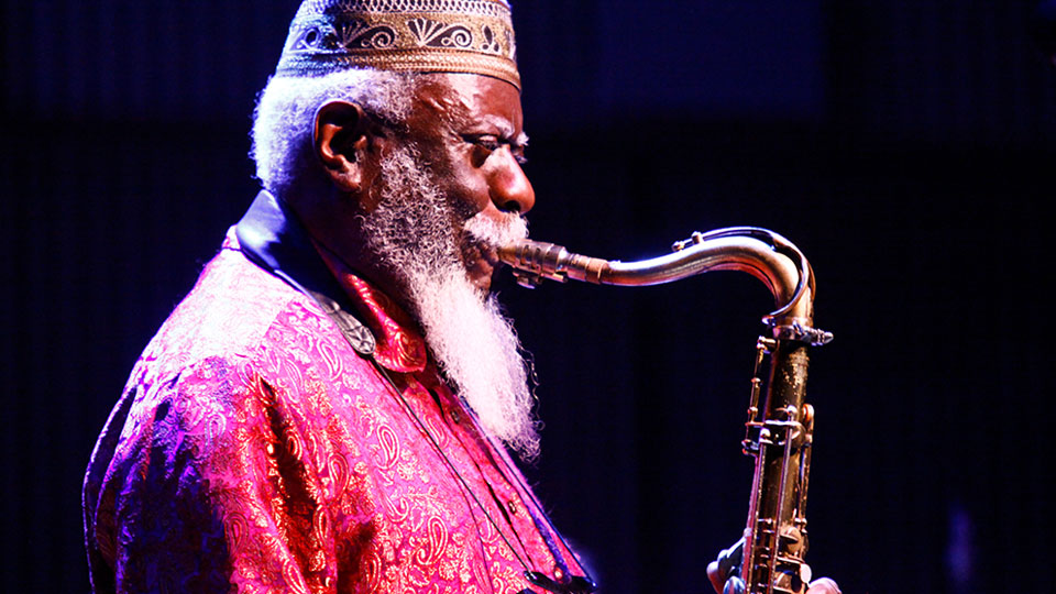 Pharoah Sanders In 5 Songs