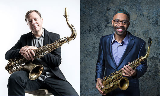 Chris Potter & Kenny Garrett