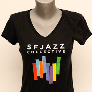 Women's SFJAZZ Collective Shirt