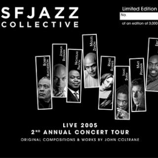 SFJAZZ Collective CD: Live 2005 2nd Annual Concert Tour
