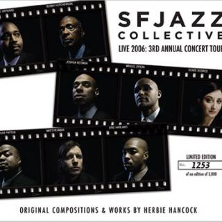 SFJAZZ Collective CD: Live 2006 3rd Annual Concert Tour