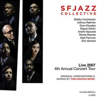 SFJAZZ Collective CD: Live 2007 4th Annual Concert Tour