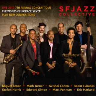 SFJAZZ Collective CD: Live 2010 7th Annual Concert Tour